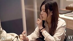 Chinese wanton lovable sex clip