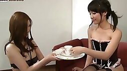 Japanese femdom domme bevy