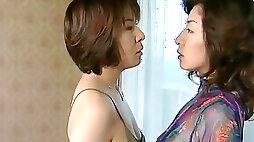 Lesbian asian bevy LADS 009