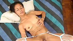 Mature chinese 51 years senior Filipina