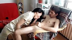 Chinese tenants pay their rent by sex