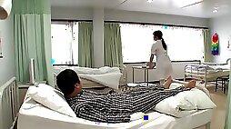 Asian Nurse - hot japanese fuck