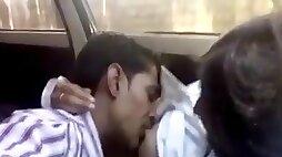 Pakistani fucking in car