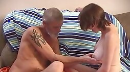 Daddy loves daughters titty milk