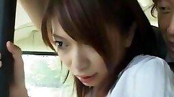 Female Teacher Chikan Bus