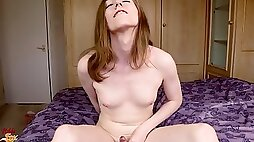 Know me Intimately - Mutual Onanism Jerk Off Instructions with POINT OF VIEW Ejaculation