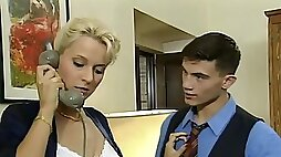If you like porn from 90s then watch this old stuff with Renata Daninsky