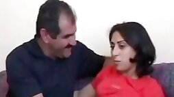 Turkish wife fucking with husband