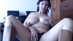 Colombiana madura webcam