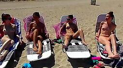 LP Nice Pussy 2 -- 1080p, tits, beach