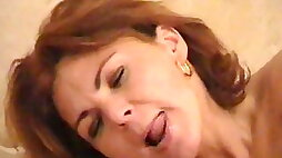 Horny Mature couple joined by 19 y.o. friend wifesharing
