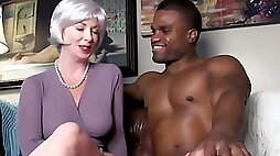 Stepmother has sex with her husband's son