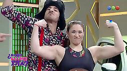 Unstoppable doll arm Wrestler