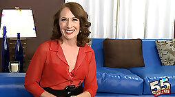 The 50PlusMILFS.com Interview: Good MILF Gone Bad - Carolyn Khols - 50PlusMILFs