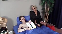 Mom and son - hot love stories
