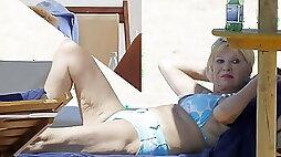 Ivana Trump Jerk Off Challenge