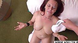 Hot MILF Dara  Hard Sex And Facial