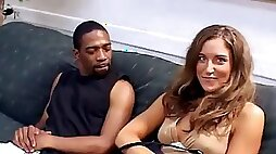 Devoted and shy wife finally surrender black cock