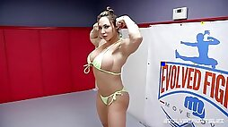 Nothing can please horny girl Brandi Mae as a good lesbian fuck