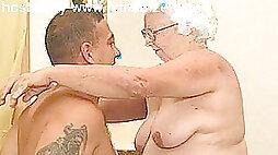 OmaFotzE additional elder unexperienced grandma collection