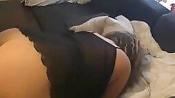 Real orgasm chubby latina