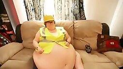 Pregnant SSBBW