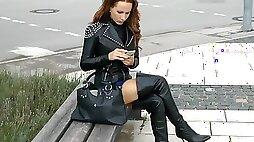 Leather Fetish Girls