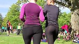 Spandex lycra  pants